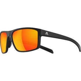adidas Whipstart Glasses black matt/black